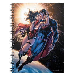 Justice League Comic Cover #12 Variant Notebook