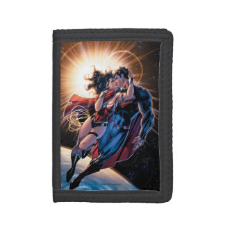 Justice League Comic Cover #12 Variant Trifold Wallets
