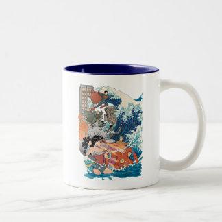 Justice League Comic Cover #15 Variant Two-Tone Coffee Mug