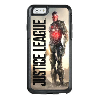 Justice League | Cyborg On Battlefield OtterBox iPhone 6/6s Case