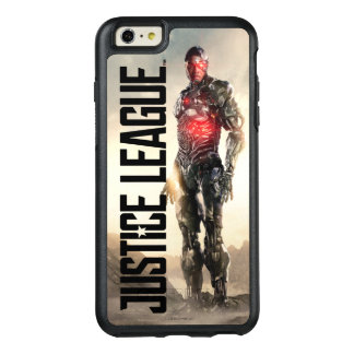 Justice League | Cyborg On Battlefield OtterBox iPhone 6/6s Plus Case