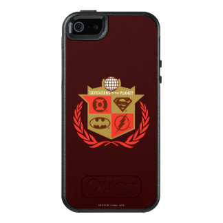 Justice League Defenders of the Planet OtterBox iPhone 5/5s/SE Case