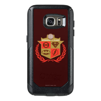 Justice League Defenders of the Planet OtterBox Samsung Galaxy S7 Case