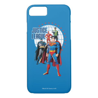 Justice League Global Heroes iPhone 7 Case