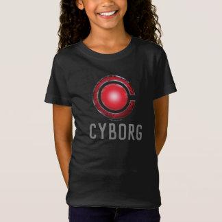 Justice League | Glowing Cyborg Symbol T-Shirt
