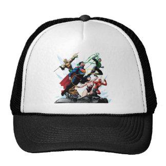 Justice League - Group 1 Cap