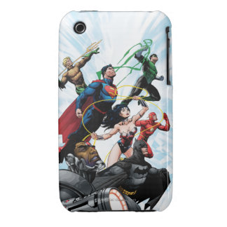 Justice League - Group 1 Case-Mate iPhone 3 Case