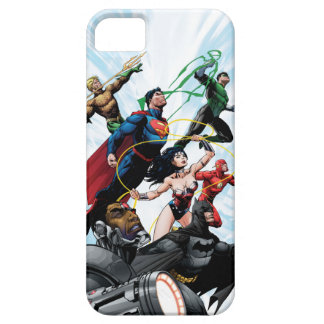 Justice League - Group 1 iPhone 5 Covers
