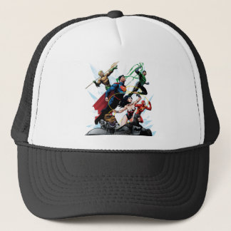 Justice League - Group 1 Trucker Hat