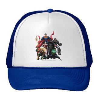 Justice League - Group 2 Cap