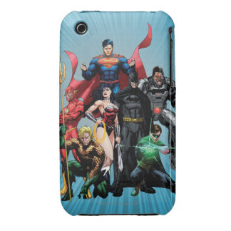 Justice League - Group 2 iPhone 3 Case-Mate Case