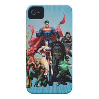 Justice League - Group 2 iPhone 4 Covers
