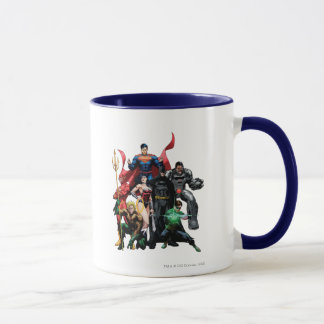 Justice League - Group 2 Mug