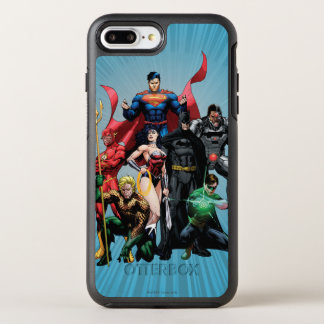 Justice League - Group 2 OtterBox Symmetry iPhone 8 Plus/7 Plus Case