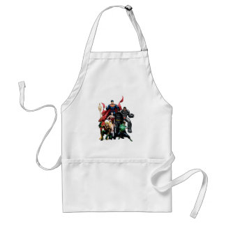 Justice League - Group 2 Standard Apron