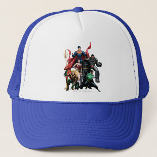 Justice League - Group 2 Trucker Hat