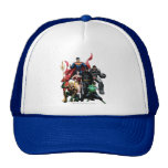 Justice League - Group 2 Trucker Hat