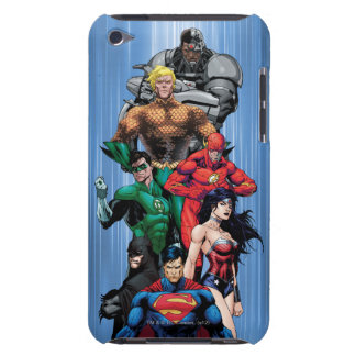 Justice League - Group 3 Barely There iPod Case