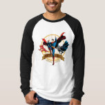 Justice League Heroes United Shirts