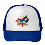 Justice League Heroes United Trucker Hat