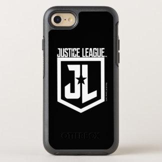 Justice League | JL Shield OtterBox Symmetry iPhone 8/7 Case