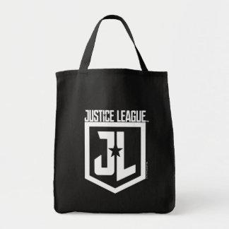 Justice League | JL Shield Tote Bag