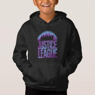 Justice League | Justice League City Silhouette