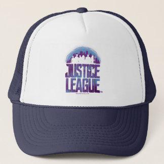 Justice League | Justice League City Silhouette Trucker Hat