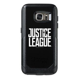 Justice League | Justice League Logo OtterBox Samsung Galaxy S7 Case