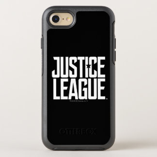 Justice League | Justice League Logo OtterBox Symmetry iPhone 8/7 Case