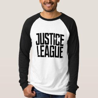 Justice League   Justice League Logo T-Shirt
