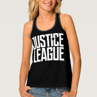 Justice League | Justice League Logo Tank Top
