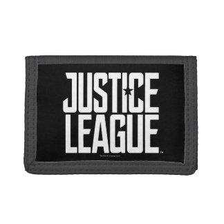 Justice League | Justice League Logo Tri-fold Wallets