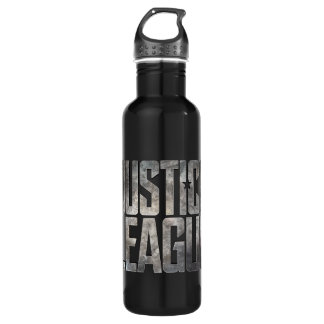 Justice League | Justice League Metallic Logo 710 Ml Water Bottle