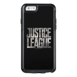 Justice League | Justice League Metallic Logo OtterBox iPhone 6/6s Case