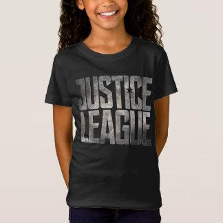 Justice League | Justice League Metallic Logo T-Shirt