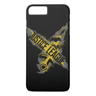 Justice League | Justice League & Team Symbols iPhone 8 Plus/7 Plus Case