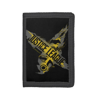 Justice League | Justice League & Team Symbols Tri-fold Wallets