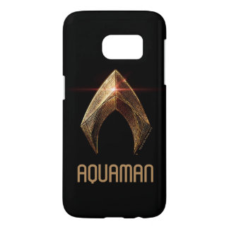 Justice League | Metallic Aquaman Symbol