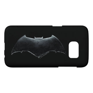 Justice League | Metallic Batman Symbol