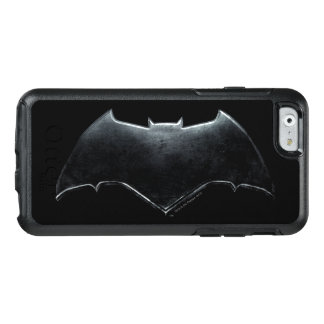 Justice League | Metallic Batman Symbol OtterBox iPhone 6/6s Case