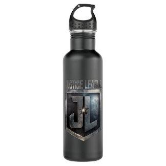 Justice League | Metallic JL Shield 710 Ml Water Bottle