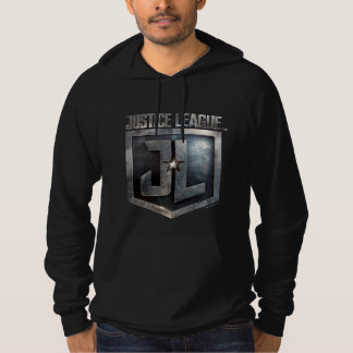 Justice League | Metallic JL Shield Hoodie