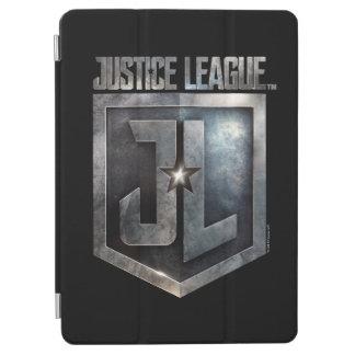 Justice League | Metallic JL Shield iPad Air Cover