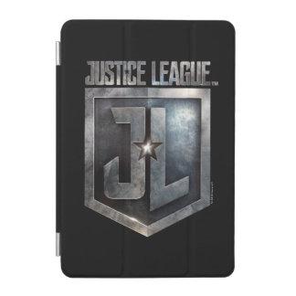 Justice League | Metallic JL Shield iPad Mini Cover