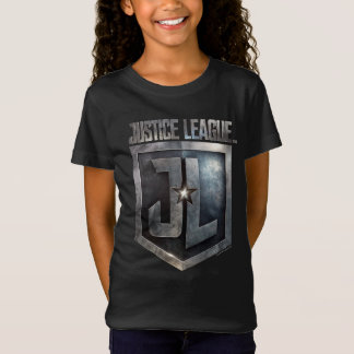 Justice League | Metallic JL Shield T-Shirt