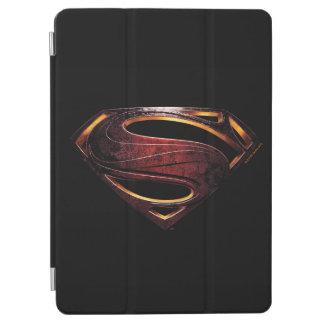 Justice League | Metallic Superman Symbol iPad Air Cover