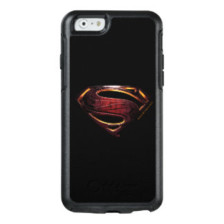 Justice League | Metallic Superman Symbol OtterBox iPhone 6/6s Case