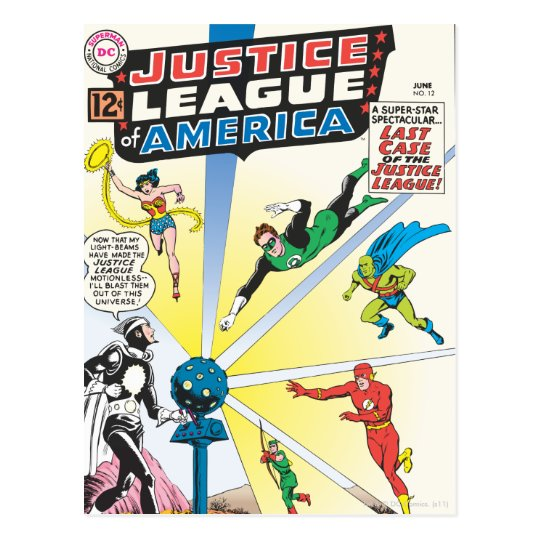 Justice League of America Issue #12 - June