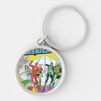 Justice League of America Issue #4 - May Key Ring